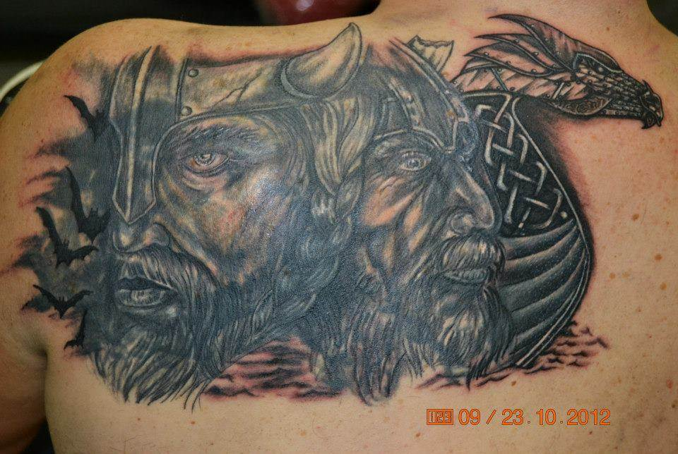 Tattoo Alicante - cover vikingos 2