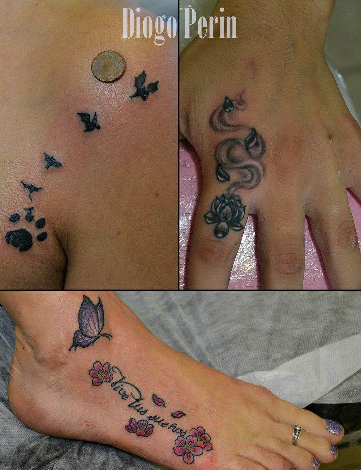 Tattoo Alicante - detalles