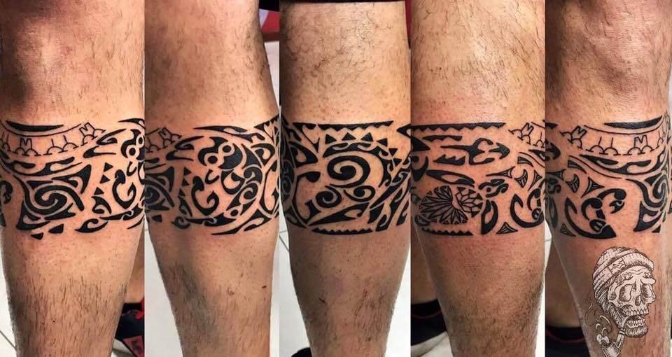 Tattoo Alicante - maori