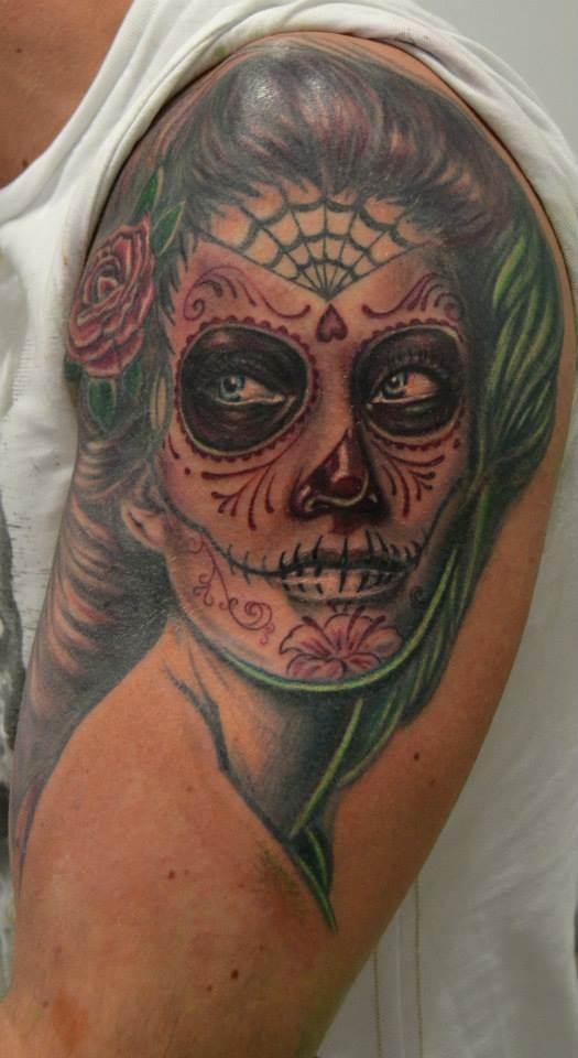 Tattoo Alicante - realismo mexicano