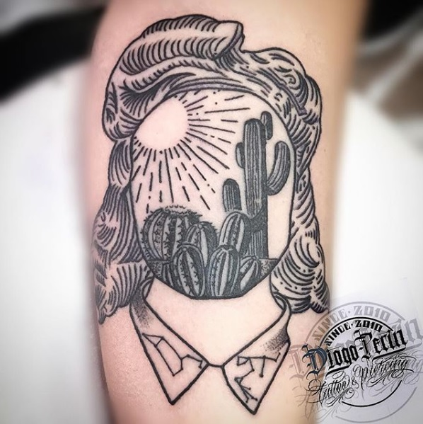 #dorworktattoo #tattooalicante #tattoosantapola #tattoospain #blackandgreytattoo