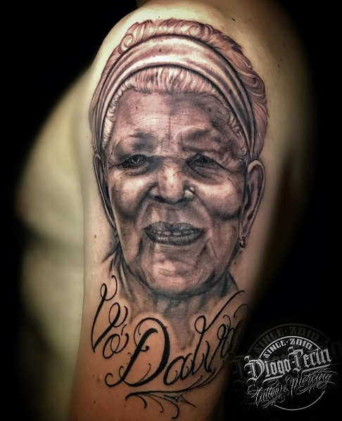 tatuaje, tattoo, realismo, fotografía, black and grey, santa pola, alicante